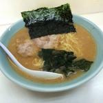 ラーメンショップ大和 - 料理写真:みそラーメン650円(2015.08)