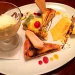 バンビィーノ - デザート5種盛り