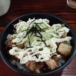 栄勝軒 - チャーシュー丼