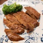 高座豚手造りハム - 料理写真:高座豚の肩ロース味噌漬