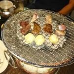 炭火 すえきち - 焼き肉うまし♪ ホルモン・つくね他   松ちゃんの厳選焼き肉!