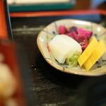 かねりん鰻店 - お新香
