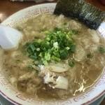 しぇからしか - チャーシュー麺(2015,8)