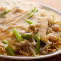 チャイニーズ酒場 エンギ - 12月16日(月)MBS「魔法のレストラン」で紹介された一品。上海蟹の味噌を贅沢に使った極上の逸品です。