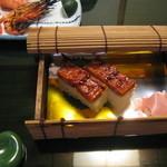 41408084 - 鱧寿司