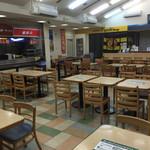 岸和田サービスエリア(下り線)スナックコーナー - タイガースショップもあるよ^ ^