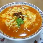 中国料理 輝楽飯店 - 刀削麺 2015.8月