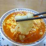 中国料理 輝楽飯店 - 麺リフト 2015.8月
