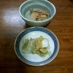 吾作 - 舞子丼(漬物・一品)