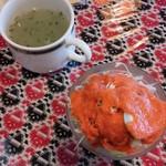 ディップ サガル - スープ&サラダ