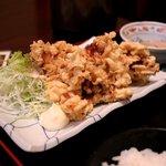 日本料理 黒潮 - から揚げ拡大
