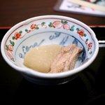 日本料理 黒潮 - 小鉢