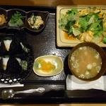 41412776 - たっぷり野菜炒め定食 700円