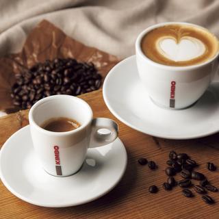 イタリアKIMBOのコーヒー使用
