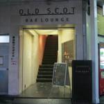 OLD SCOT - ビルの入口です。