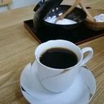 レトロカフェ - 料理写真:珈琲の図