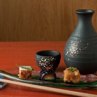 居心地のいい個性的な空間、九州・宮崎の創作和食