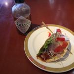 アツプルカフエ - 料理写真: