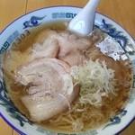 麺屋 はやさか - 冷たい肉中華改大盛り750円。
