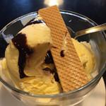 41421591 - 懐かしい味と雰囲気のアイスクリーム