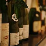 ディーク - 月替わりのおすすめワイン