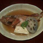 旬庵 あ茶ら - 煮魚