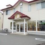 福田パン - お店の外観