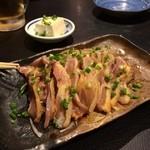 41430756 - 薩摩地鶏たたき