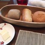 41432187 - つきだしのパン!