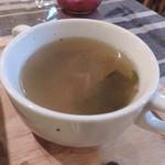 菜園バル CHIBI-CLO - スープ