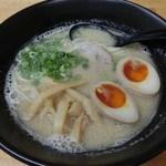 41437603 - 煮卵ラーメン:730円