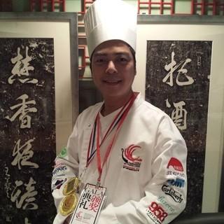 中国料理世界大会チャンピオンが作る「餃子」