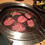 炭火焼肉やまがき - 2015.5