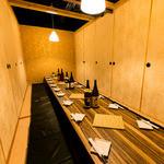 なごみ - 当店130席すべてが完全個室となっております。 少人数から大人数までの宴会に最適!貸切も承ります◎