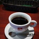 オステリア パージナ - コーヒー