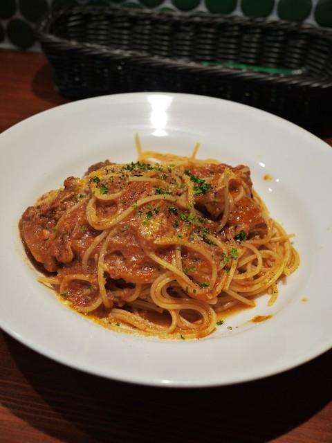 オステリア パージナの料理の写真