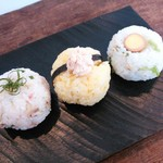 Un Peu - おむすび寿司