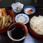 鶴新 - ミニ丼セット