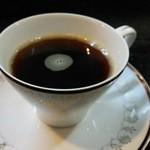 山家食堂 - コーヒー