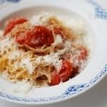 レガーロ - 料理写真:シシリアンルージュのスパゲティ