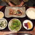 41442927 - 繁乃井定食スパイスソース