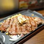 いきなり!ステーキ - 2015.9 リブロースステーキ336g(税込2,178円)