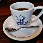 41444171 - 『星乃ブレンド』!!挽きたての豆を『ハンドドリップ』で一杯ずつ丁寧に淹れたコーヒー~♪(^o^)丿