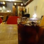 チカキッサ タブコ - アイスコーヒー