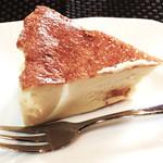 ホルトの木喫茶 - 手作りチーズケーキ