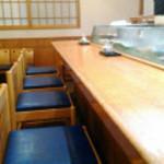 栄寿司 西口店 - 内観