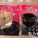 ヒットパレード - 赤と白ワイン