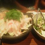 和民 - 飲み放題3h付き3,000円の料理