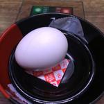 一蘭 - ゆで卵