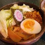 大黒屋本舗 - 角ふじつけ麺 つけ汁